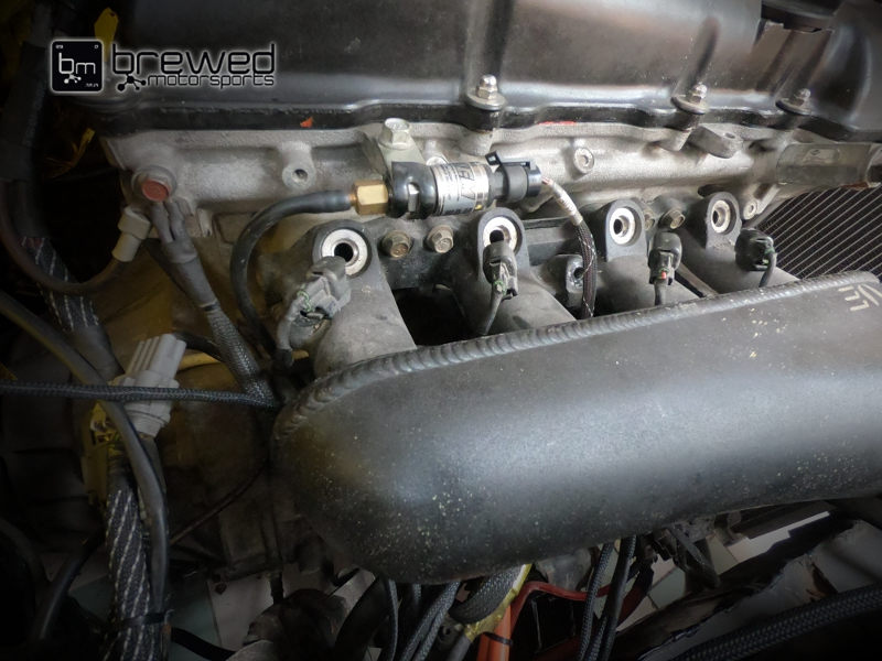 ID1050x sr20det injector check up and service