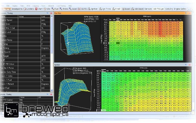 S2000 AEM E85 tuning explained