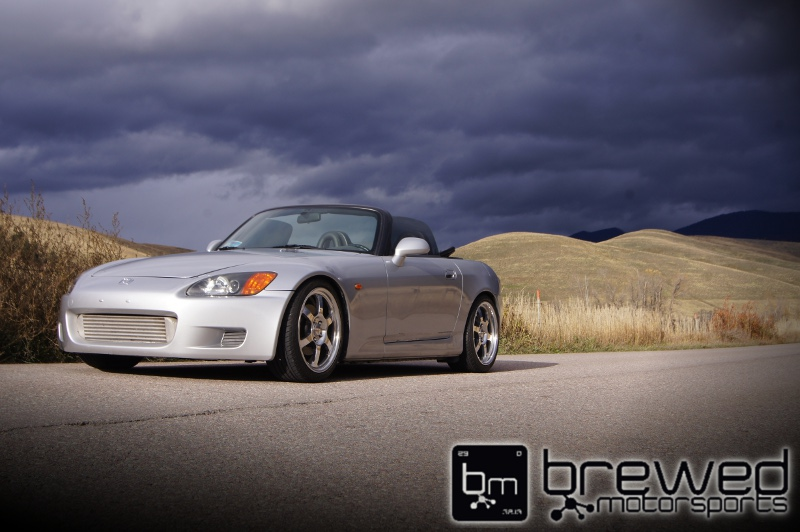 turbo s2000 AEM infinity plug and play Brewed tuned