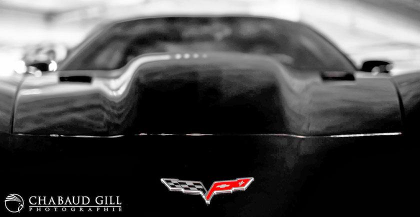 C6 Corvette front end