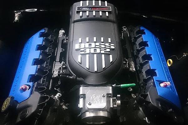 Radium Engineering Fuel Rail Kit, Ford 5 0L Coyote Engine