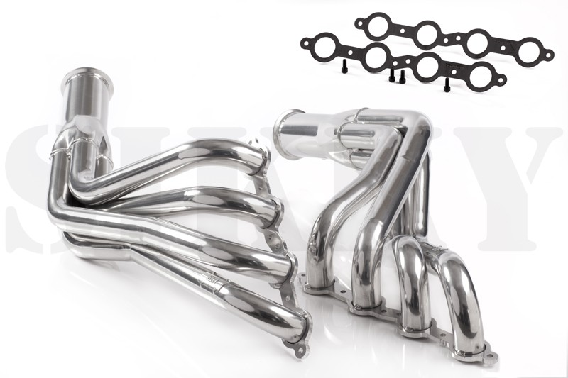 Sikky Manufacturing Nissan 240SX S13 LS V8 Swap Kit headers