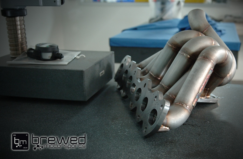 2jz Velocity Element turbo manifolds available with T3, T4 and Vband flanges