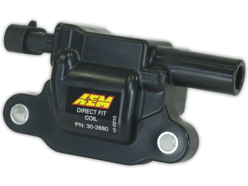 30-2880 AEM Electronics High Output Direct Fit Coils for 2005-2015 GM/Chevrolet LS2/LS3/LS4/LS7/LS9