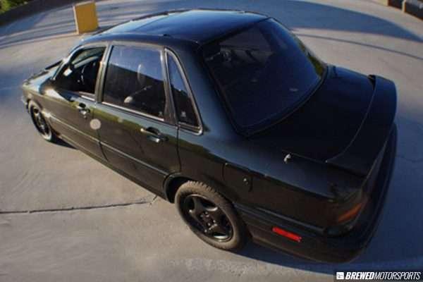 Brewed Mitsubishi Galant VR4