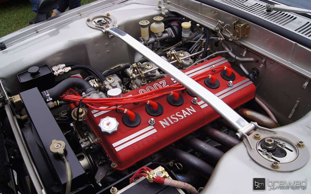 Nissan S20 Engine