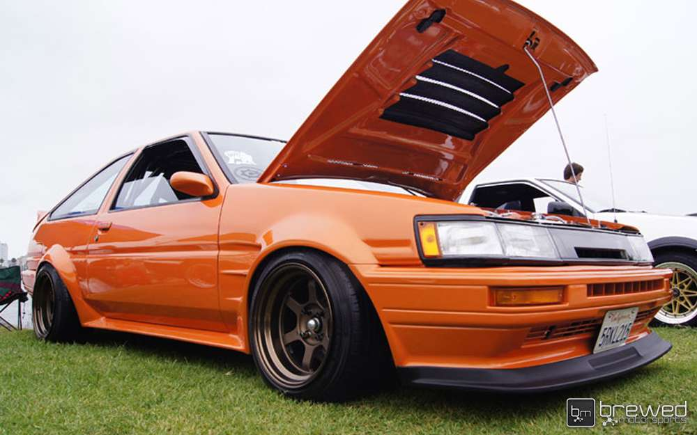 Toyota AE86 Levin