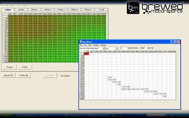 Power FC datalogit e-tune