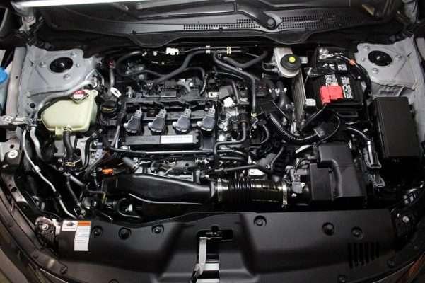 2016 Civic turbo Injen intake