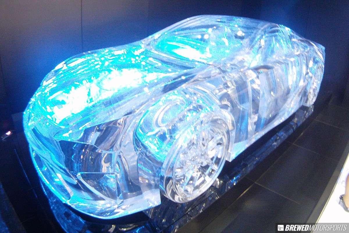 Lexus LFA Crystal Wind