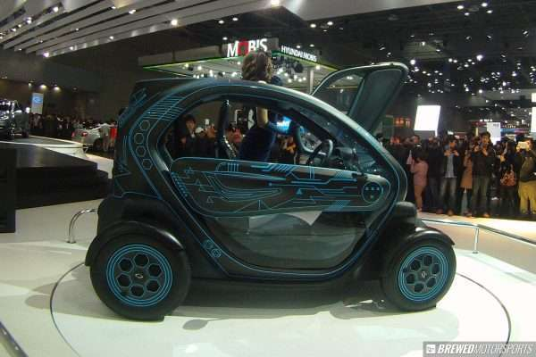 Renault Twizy Electric concept