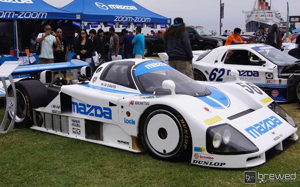 Mazda 787