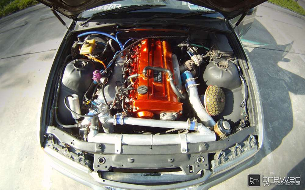 Brewed Motorsports RB25DET Powered BMW E36