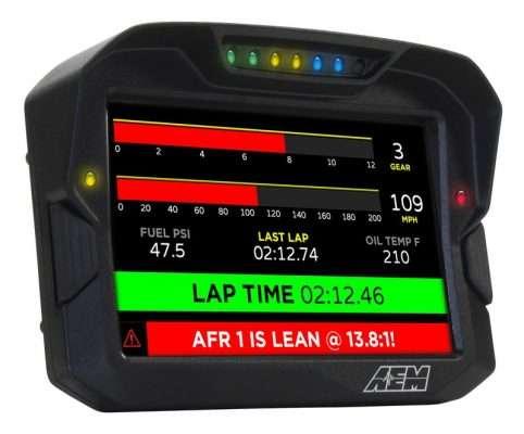 AEM CD-7 Digital Dash Display