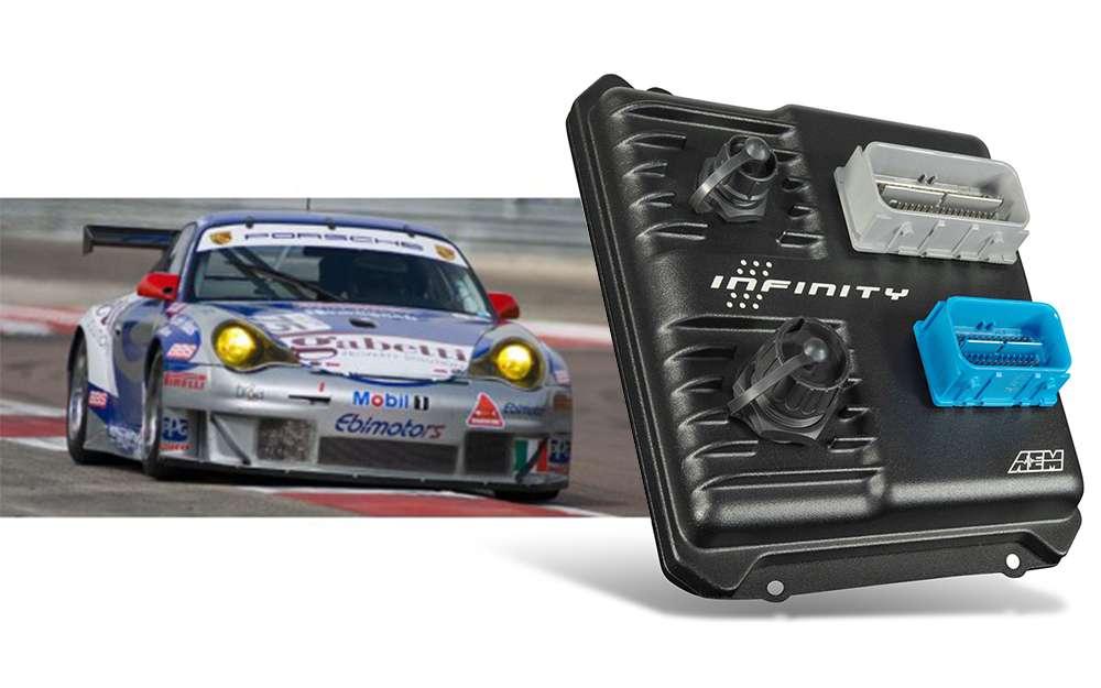 Porsche AEM Infinity EMS