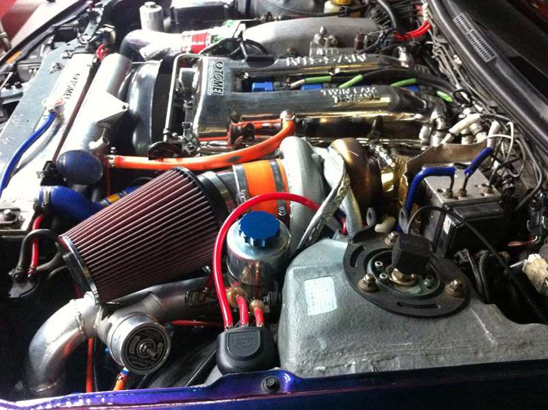 Nissan SR20DET