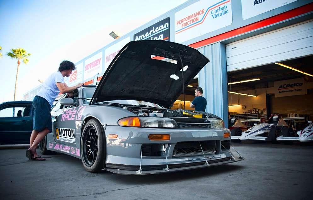 Full Race Project R14