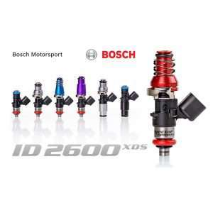 Injector Dynamics ID2600XDS fuel injectors