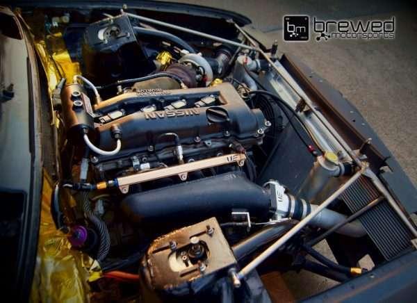 velocity element s14 intake manifold