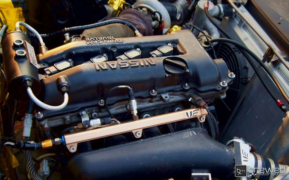 SR20DET in BMW e30