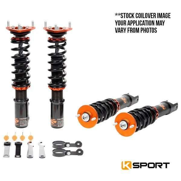 Ksport Kontrol Pro Coilovers w/ camber plates