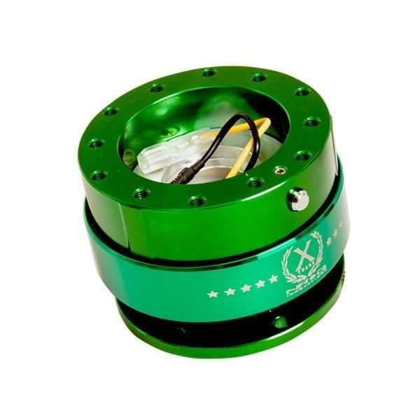 NRG Gen 2.0 Quick Release - Green Body/Green Ring