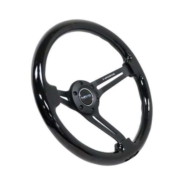 NRG RST-018BK-BK Steering Wheel