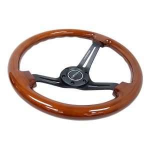 NRG RST-018BR-BK steering wheel
