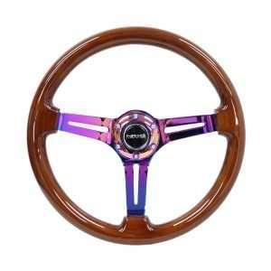 NRG RST-018BR-MC steering wheel