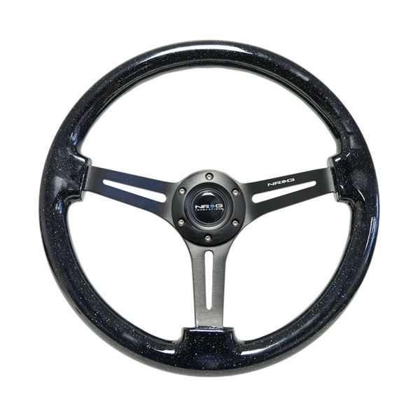 NRG RST-018BSB-BK steering wheel
