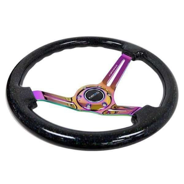 NRG RST-018BSB-MC steering wheel