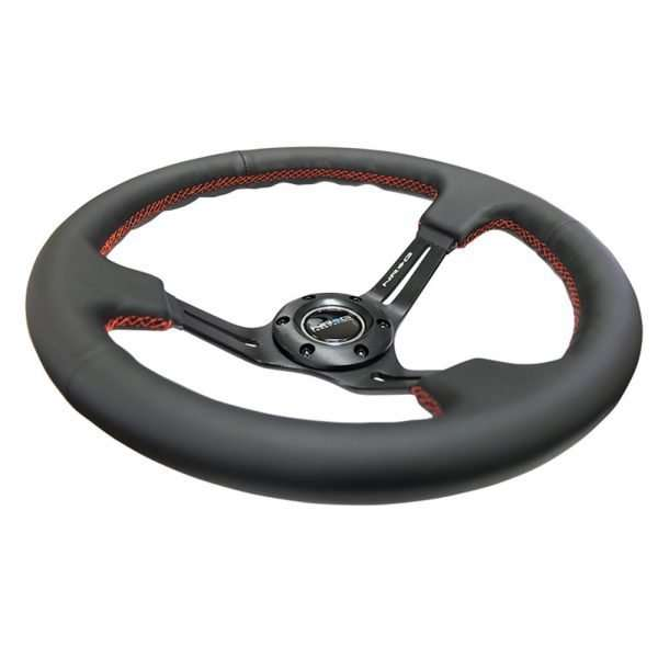 NRG RST-018R-RS steering wheel