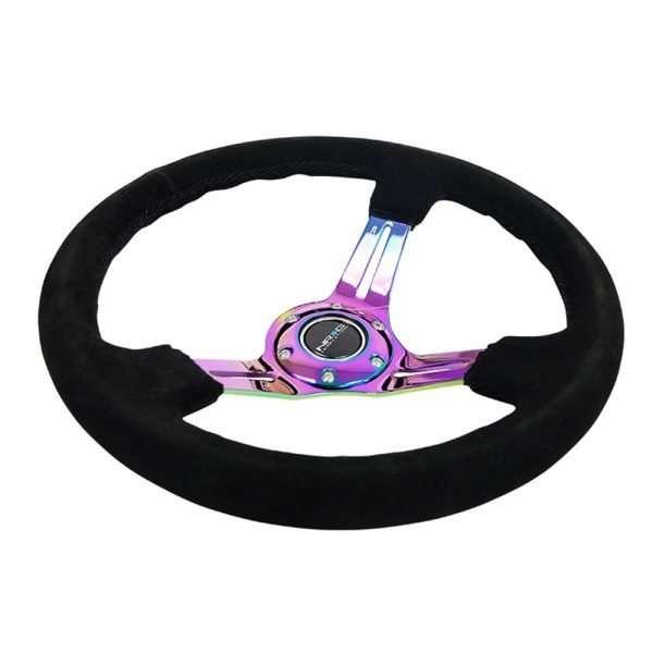 NRG RST-018S-MCBS steering wheel