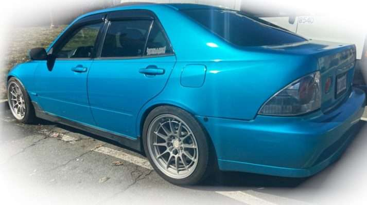 IS300 turbo