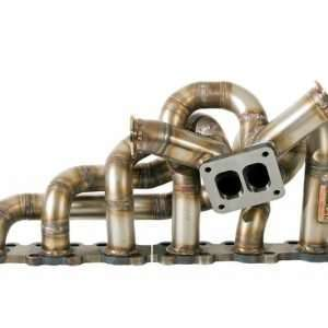 full race rb26 t4 turbo manifold
