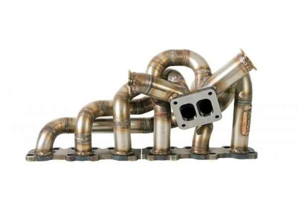 full race rb26 t4 turbo manifold