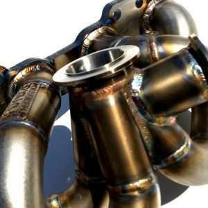 v band sr20det turbo manifold