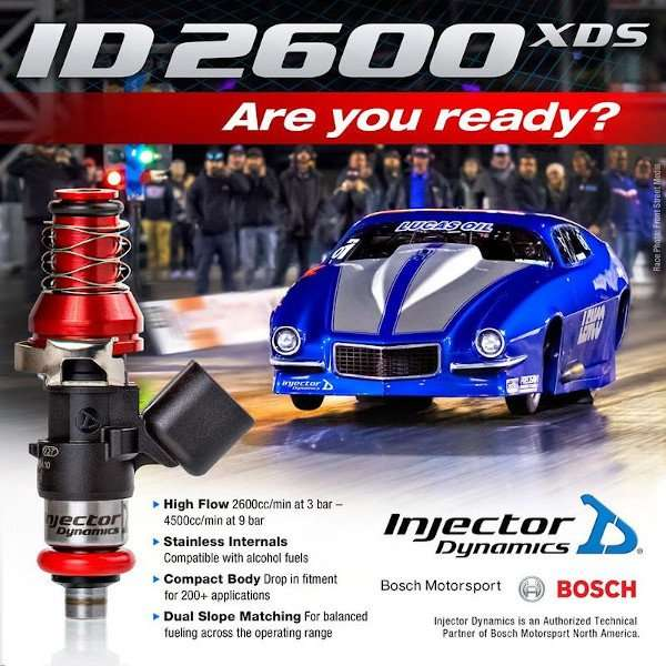 id2600-xds injectors