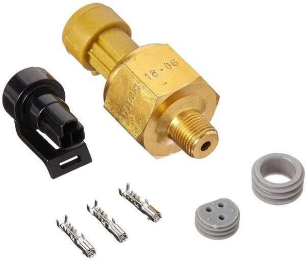 aem 150psi brass fuel pressure sensor