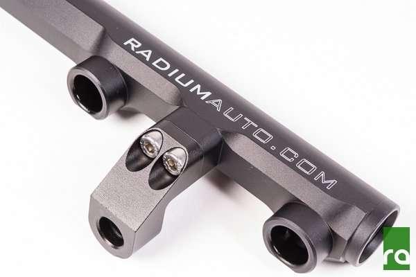 radium 2jzgte fuel rail