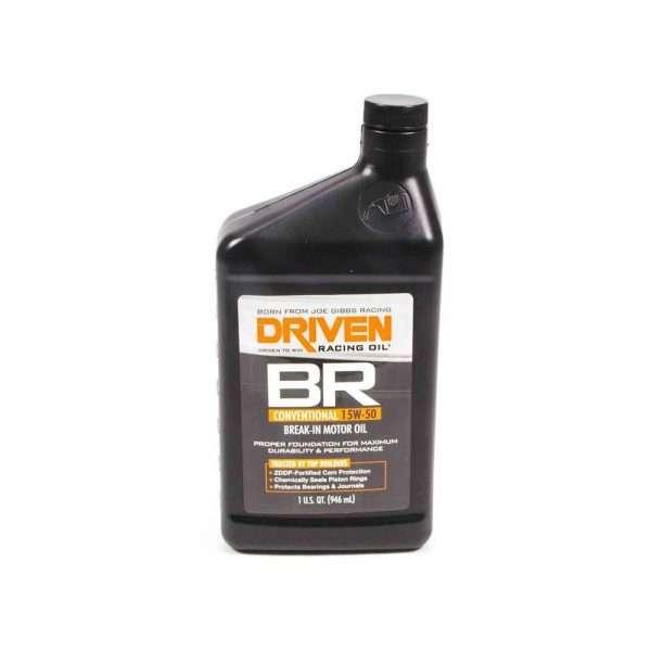 Driven Racing Oils BR 105W-50 break-in oil (single quart)