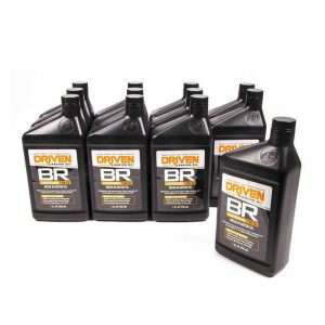 Driven Racing Oils BR 105W-50 break-in oil (12 quarts)