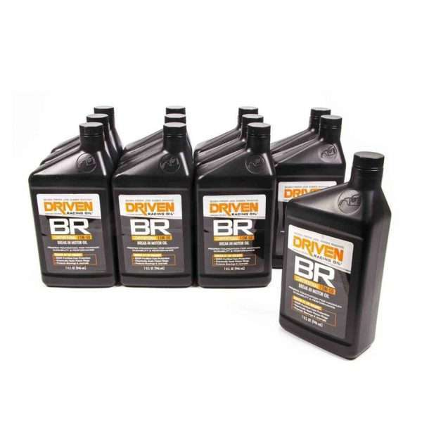 Driven Racing Oils BR 105W-50 break-in oil (12 quarts)