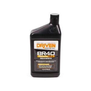 Driven Racing Oils BR40 10W-40 break-in oil (single quart)