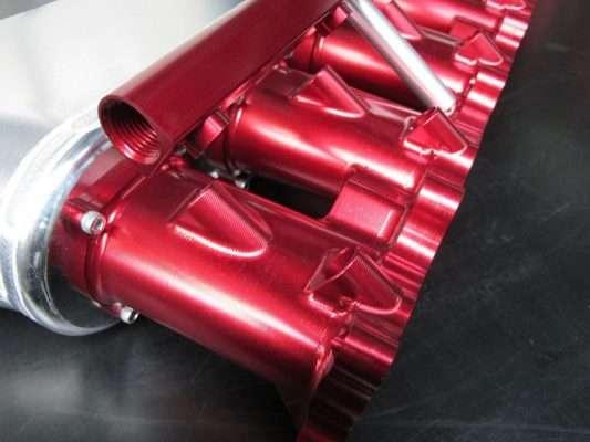 hypertune EVO fuel rail