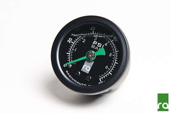 Radium Engineering Fuel Pressure Gauge