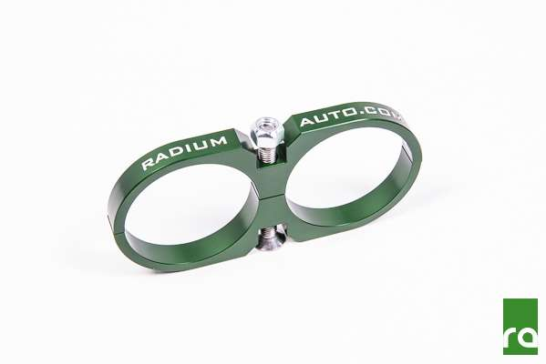 Radium Engineering dual-mount clamp